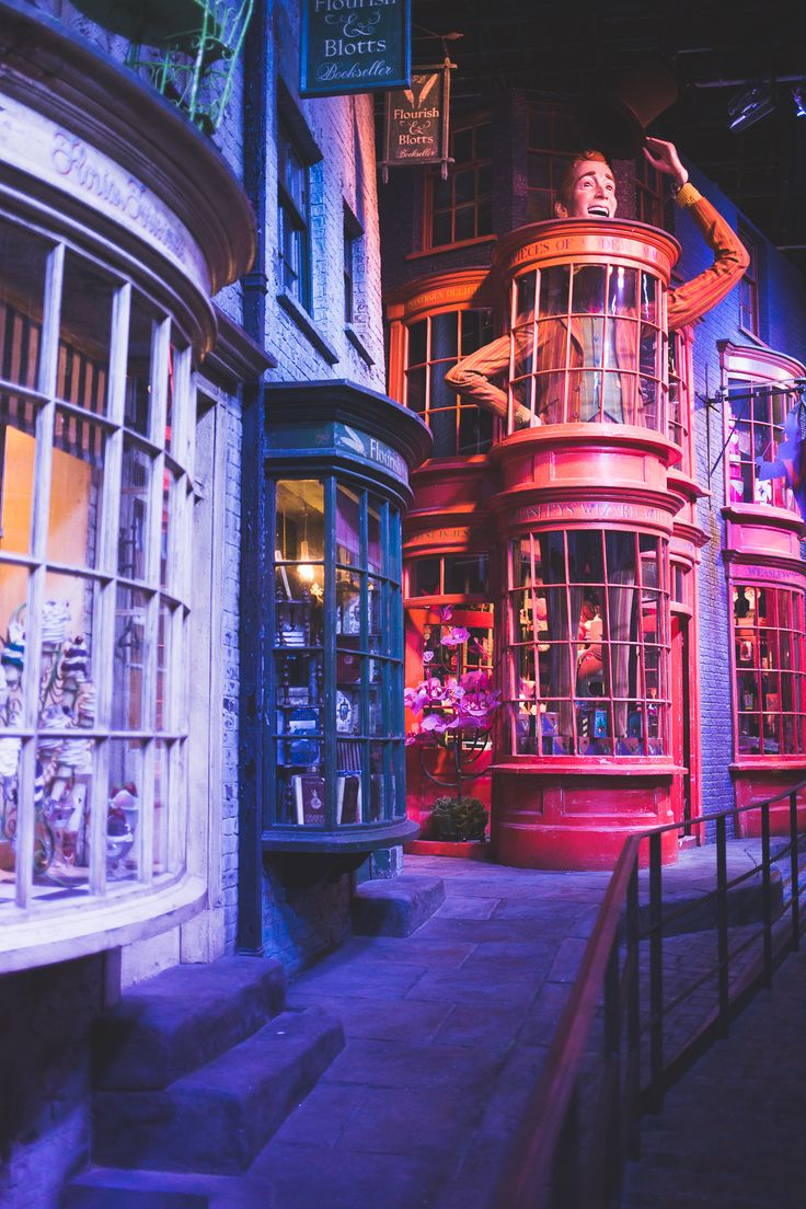 Le monde magique de Harry Potter                                                                                                                                                                                 Plus