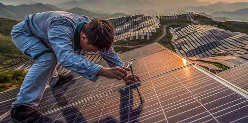 Китай планирует вложить в возобновляемые источники энергии $361 млрд