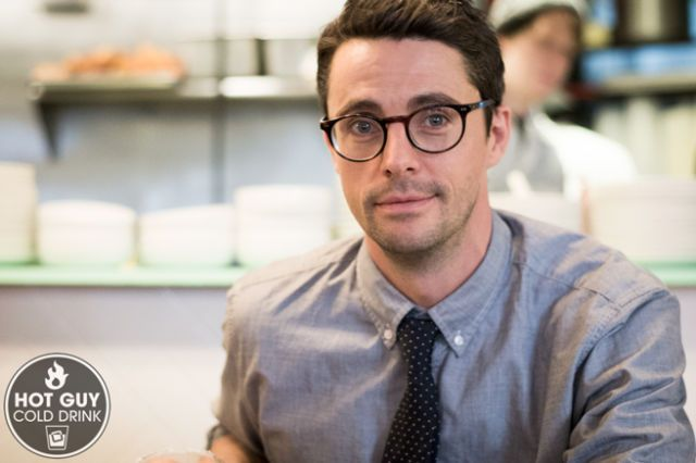 Margaritas and Cumberlove With Matthew Goode