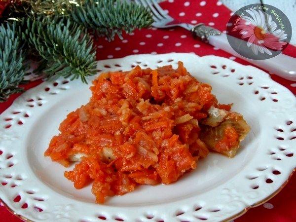Kulinarne Szaleństwa Margarytki: Ryba po grecku w lekkiej wersji