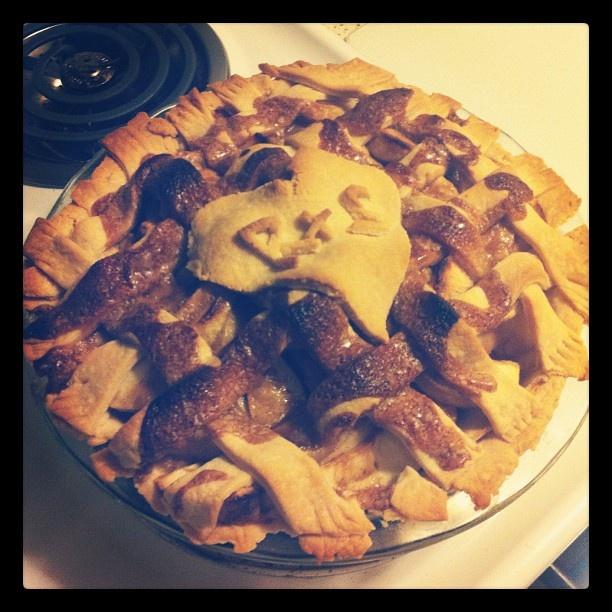 Home Made Pie!!