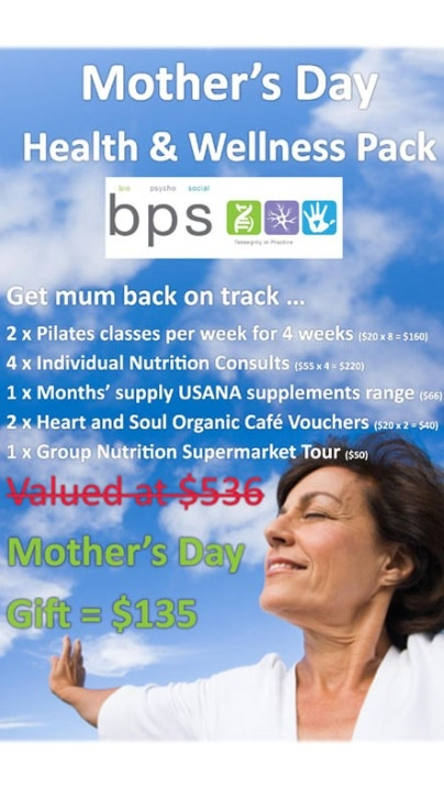Mother's Day Promotion for more info visit www.bpstensegrity.com.au