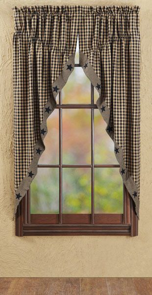 Pin By Linda Baillargeon Rotella On Primitive Curtains Primitive Country Homes Home Decor