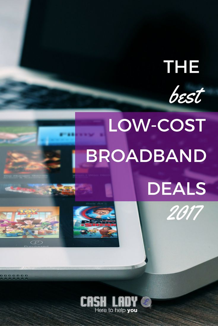 On the Cash Lady blog today we round up some of the best low-cost broadband deals currently available in 2017. We also take a look at the excellent broadband offers from TopCashback, which can increase your savings even further.