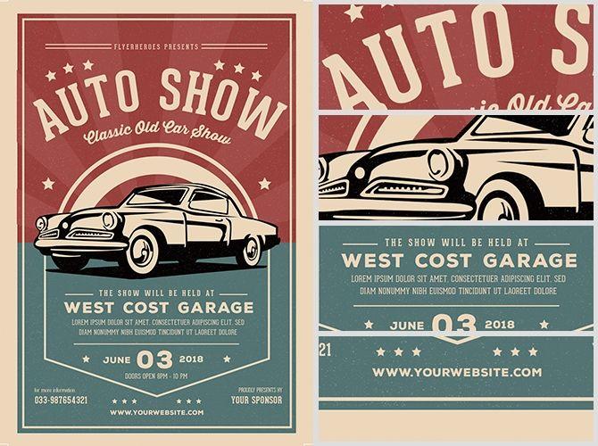 Car Car Show Poster Design Car Desain Montoya Car Soiree Car Car Car Show Classic Car Show Free Cars