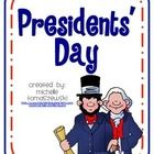"Presidents' Day Poem ""If I were President..."" Writing Prompt Presidents' Day Word Search President Acrostic President Word Hunt Presidents' Day Ven..."