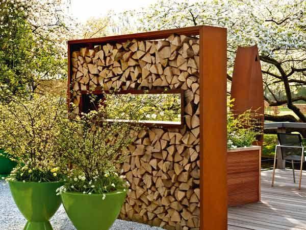 die besten 25+ sichtschutz ideen auf pinterest, die dir gefallen, Garten und Bauten