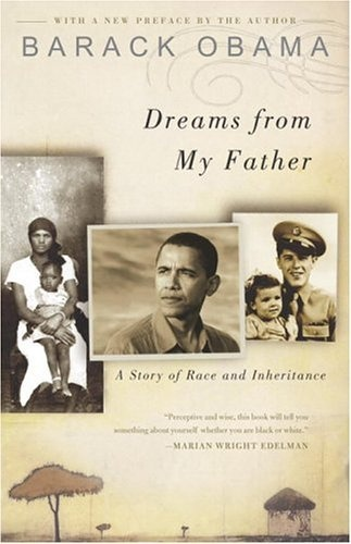 Dreams from My Father: A Story of Race and Inheritance  by Barack Obama. The audio book is amazing.