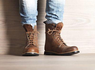 Calfskin Boots #portugal #meoclub
