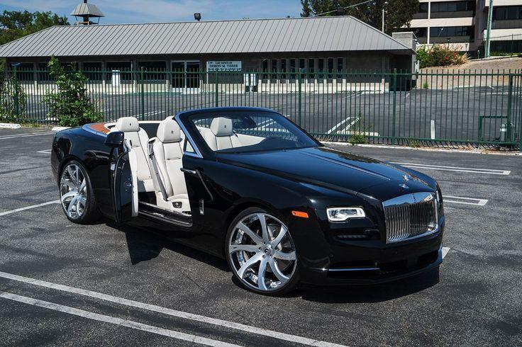rolls royce dawn | Rolls Royce Dawn Forgiato 1 175x175 at Spotlight: First Rolls…