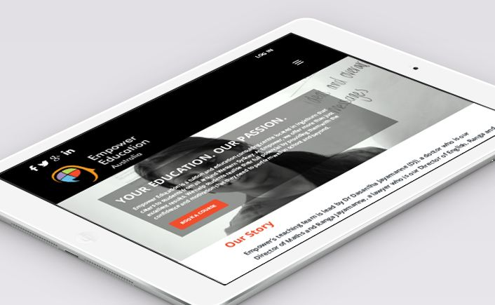 Empower Education asked us to complete the web design and development for their new website which needed to project their fresh and professional image http://ifyoubuildit.com.au/2014/10/empower-education-web-design-and-development/ #empowereducation #webdesign #webdevelopment #iybi
