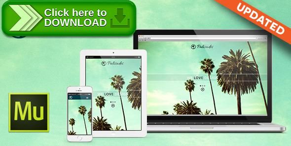 [ThemeForest]Free nulled download Palisades Muse Template from http://zippyfile.download/f.php?id=24890 Tags: beach, ca, california, creative, desktop, mobile, muse, one, page, palisades, palm, tablet, template, theme, trees