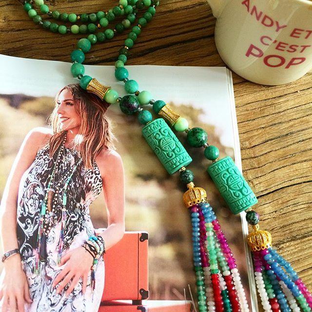Despoina Vandi is #wearingkaterinapsoma #instyle #instylegreece #may Stylists: Vina Neofotistou, Anna Zinchenko #despoinavandi Link on our bio to shop it online. @skoulos @desp1navandi @instylegreece