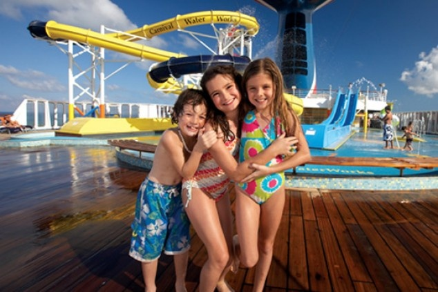 Great tips on Child Friendly Cruises