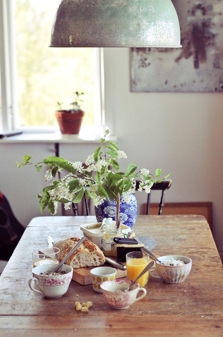 brunch  theantiquated:  Tuva Minna Linn» LovelyLife.se