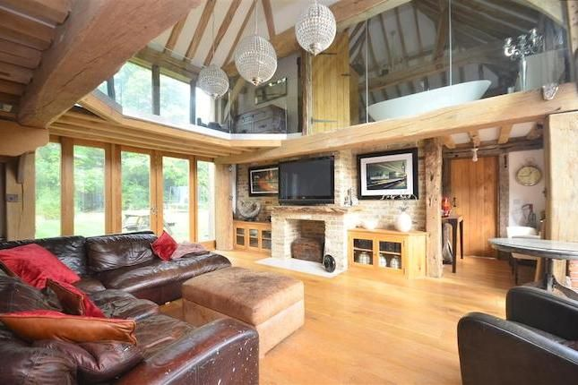 Open Plan Living Area Best Barn Conversions Pinterest