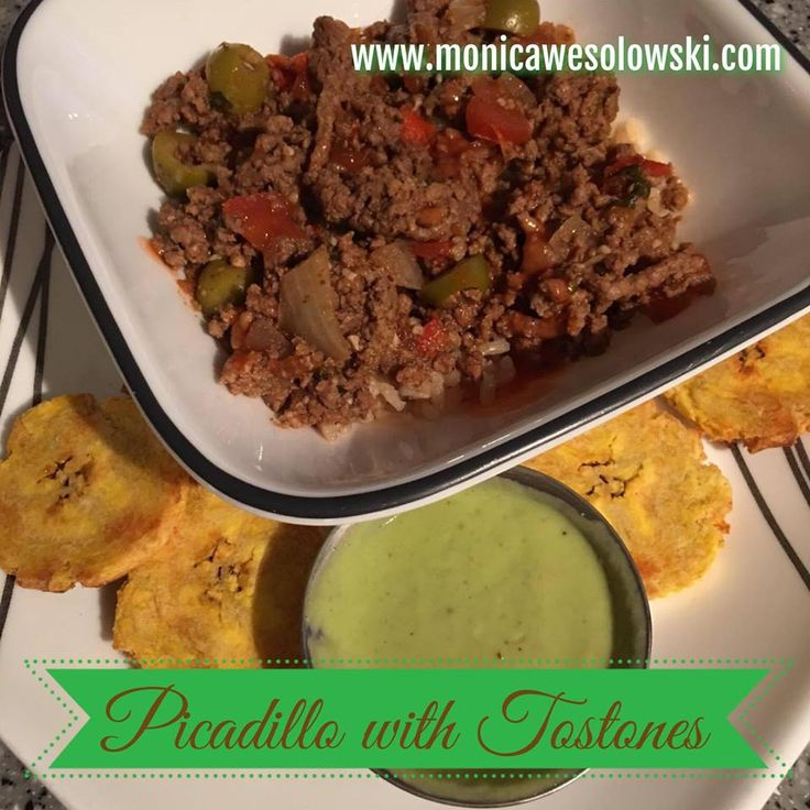 Crockpot Picadillo with Tostones What You Need: Skinnytaste Picadillo Recipe Skinnytaste Tostones Recipe 21-Day Fix Container Count: Picadillo: I fill 1 1/2 red containers meat – 1 red veggies – 1/2 green brown rice – 1 yellow Tostones – 1 green Dressing – 1/2 blue Note: I would DEFINITELY put some hot sauce on the[...]