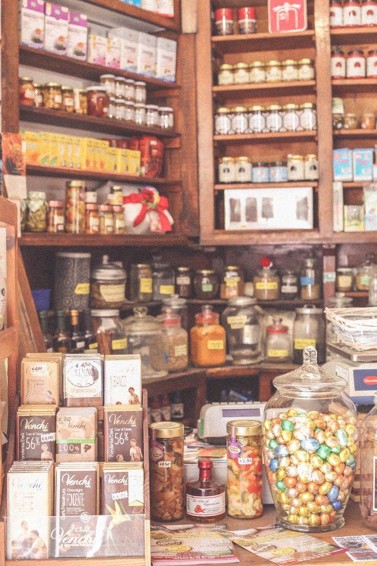 La Casa del Miele e la vita di quartiere travel Milan old shop