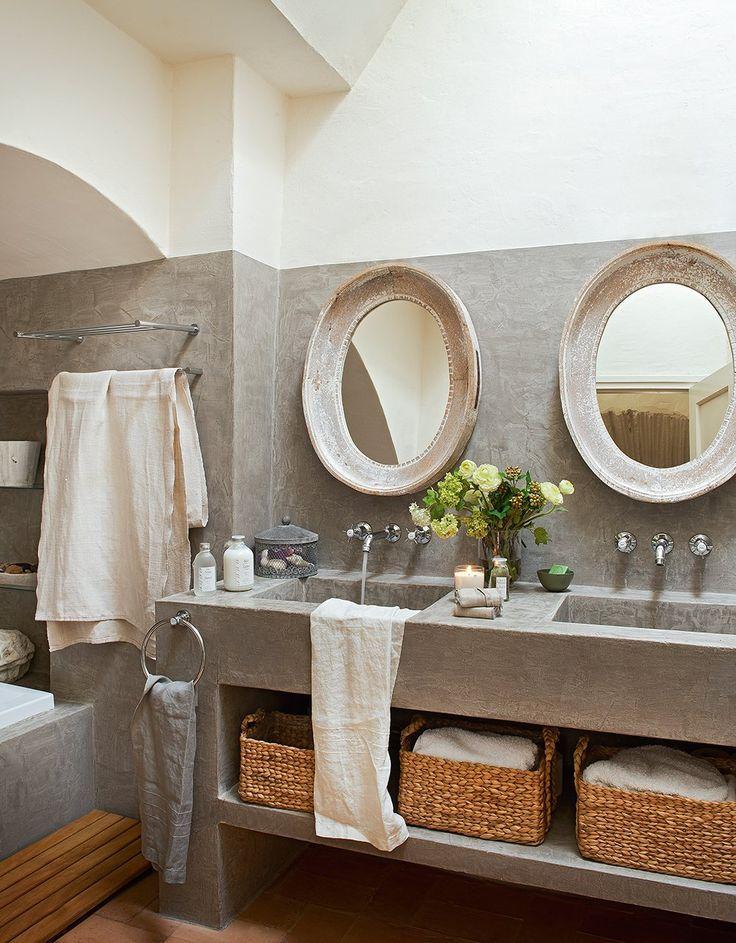 lavabo doble para bao principal de pareja decoracin y construccin en grupo agora