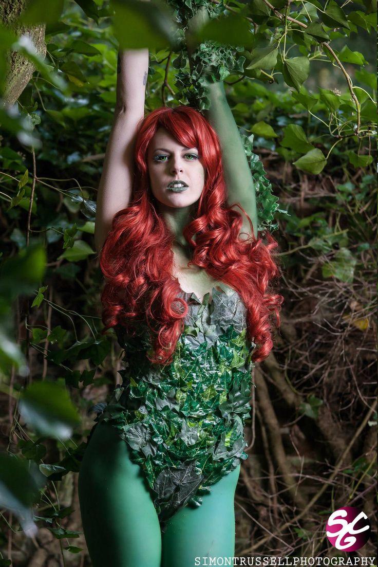 Poison Ivy Batman Comic Costume 127 best images about ...