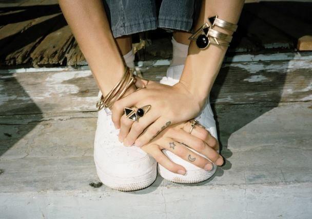 Der Charme Nordkalifornien's und der Designerin Tamar Wider's Texas, spiegelt sich in den Mode-Accessoires von 'The 2 Bandits' wieder. Hier entdecken und kaufen: http://www.sturbock.me/
