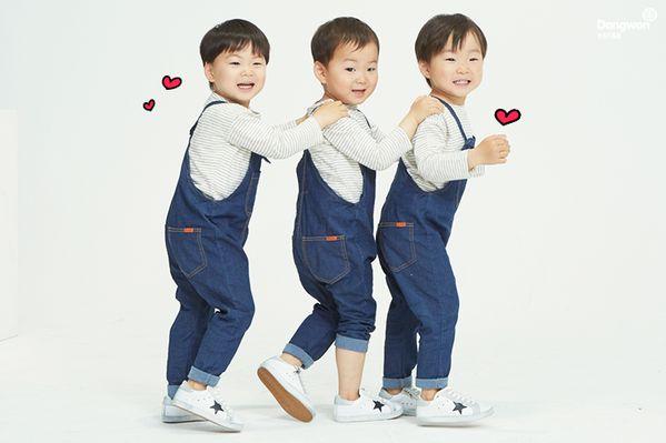Song triplets dancing