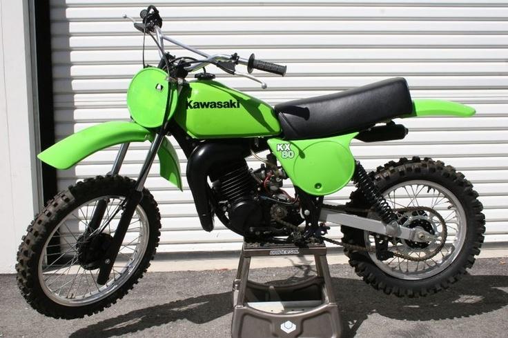 Kawasaki Crosser Cc