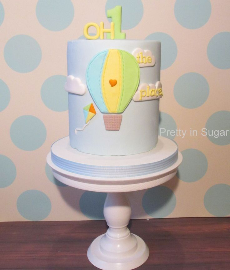 Dr. Seuss: Oh, the Places You'll Go! | Cake stand by Coco&Baunilha