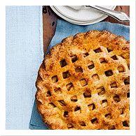 Down-Home Blackstrap Molasses-Pecan Pie - Thanksgiving Recipes - Desserts - Delish.com