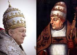 John Doman as Pope Alexander VI - #Borgia