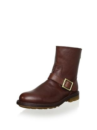 Dr. Martens Unisex Isaac Boot (Brown Oil Tan)