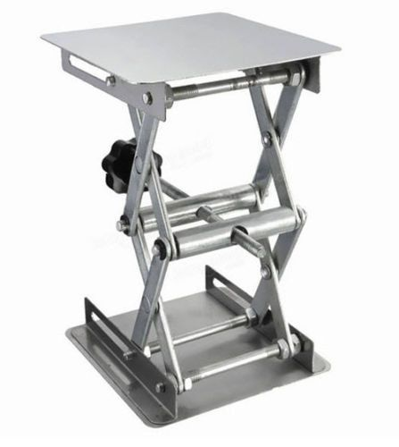 251 best scissor lift table images on pinterest bicycle kick laboratory scissor jack 4x4 router tabletable benchrouter liftwoodworking greentooth Image collections