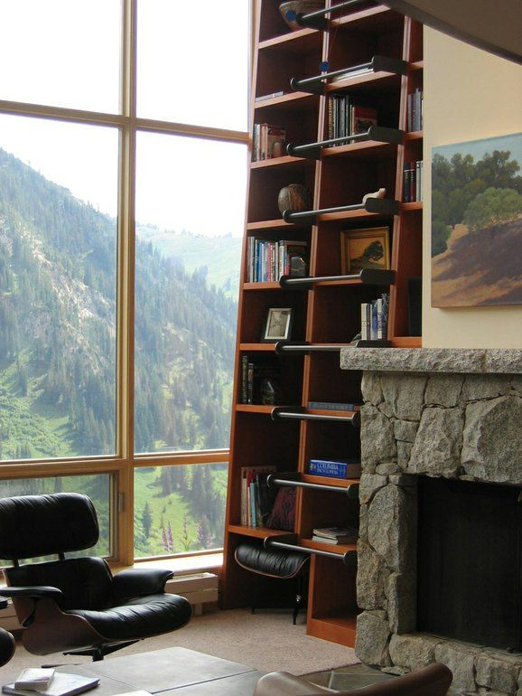 513 best images about arts and craft architecture on for Mountain house library