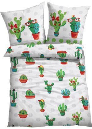 Bettwäsche Kaktus Bpc Living Bettwäschekissen Ua Pinterest