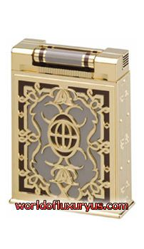 S.T. DUPONT: FIFTH AVENUE TABLE LIGHTER LIMITED EDITION