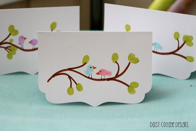 Easy Mother's Day Card Idea #MothersDay #CardMaking #Papercraft