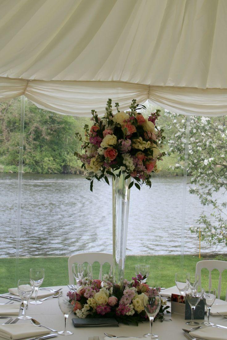 106 best table centre flowers images on pinterest bouquet trumpet vase arrangement reviewsmspy