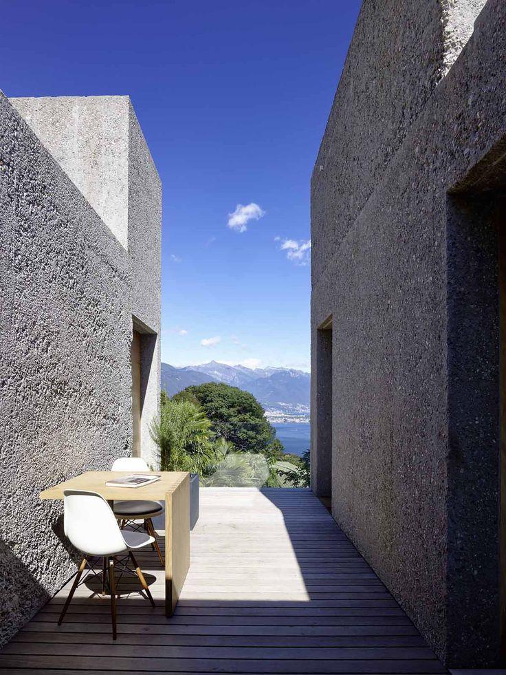 Galería de Casa en Brissago / Wespi de Meuron Romeo architects – 14Sअmjअd Kअndilअt