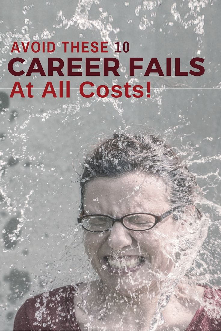 10 Career Mistakes to Avoid At All Costs — Red Letter Resumes LLC | Resumes, Cover Letters, & Linkedin Profile Services