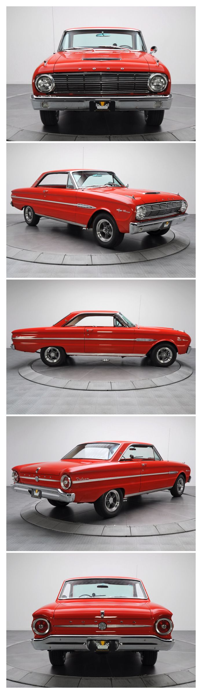 1961 ford falcon for sale racingjunk classifieds - 1963 Ford Falcon Futura Sprint