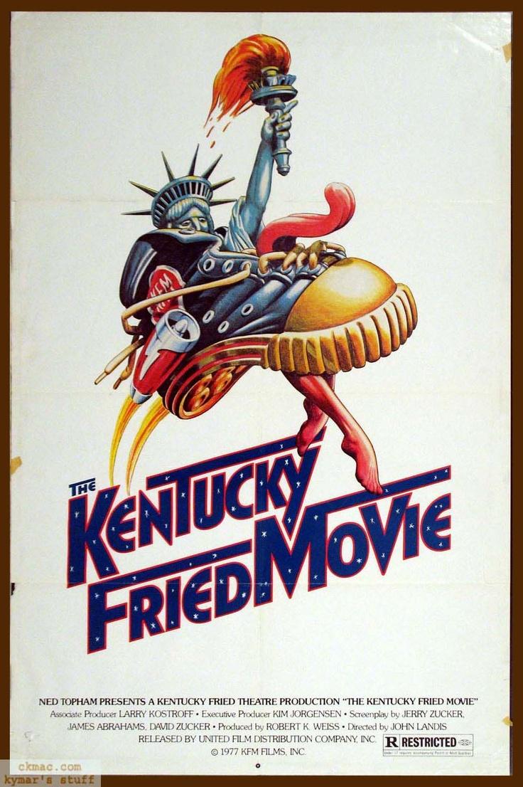 Kentucky Fried MovieMovie Posters, Kentucky Fries Movie, Classic 70S, Movie 1977, 70S Movie, John Landis, Favorite Movie, Donald Sutherland, Favorite Film