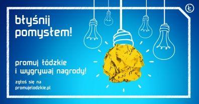 """Myślenie projektowe pomaga w poszukiwaniu niestandardowych rozwiązań trudnych do rozwiązania problemów. Wszystkie nieszablonowe pomysły mogą być zgłaszane w konkursie """"pro-jek-TY"""". #promujelodzkie, #konkurs"""