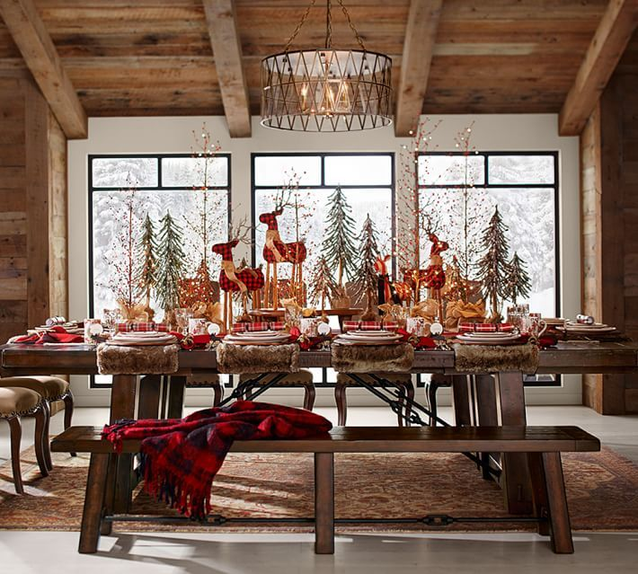 79 Handpicked Dining Room Ideas For Sweet Home: 1000+ Ideas About Pottery Barn Christmas On Pinterest
