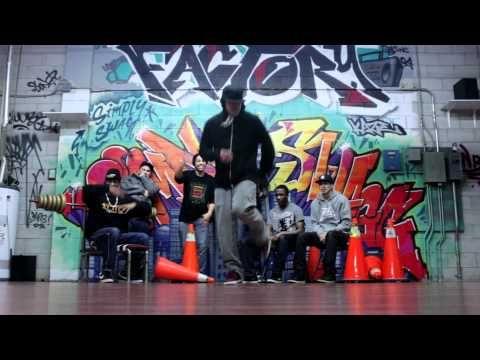 Toprocks & Uprocks :: KAZE :: (Simply Swagg Dance Studio) - YouTube