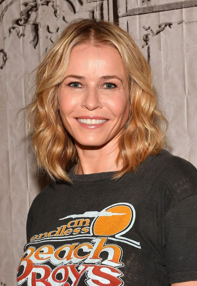 Chelsea Handler's 'Awesome' Before-And-After Photos: Behold, the Power of ProFractional Lasers