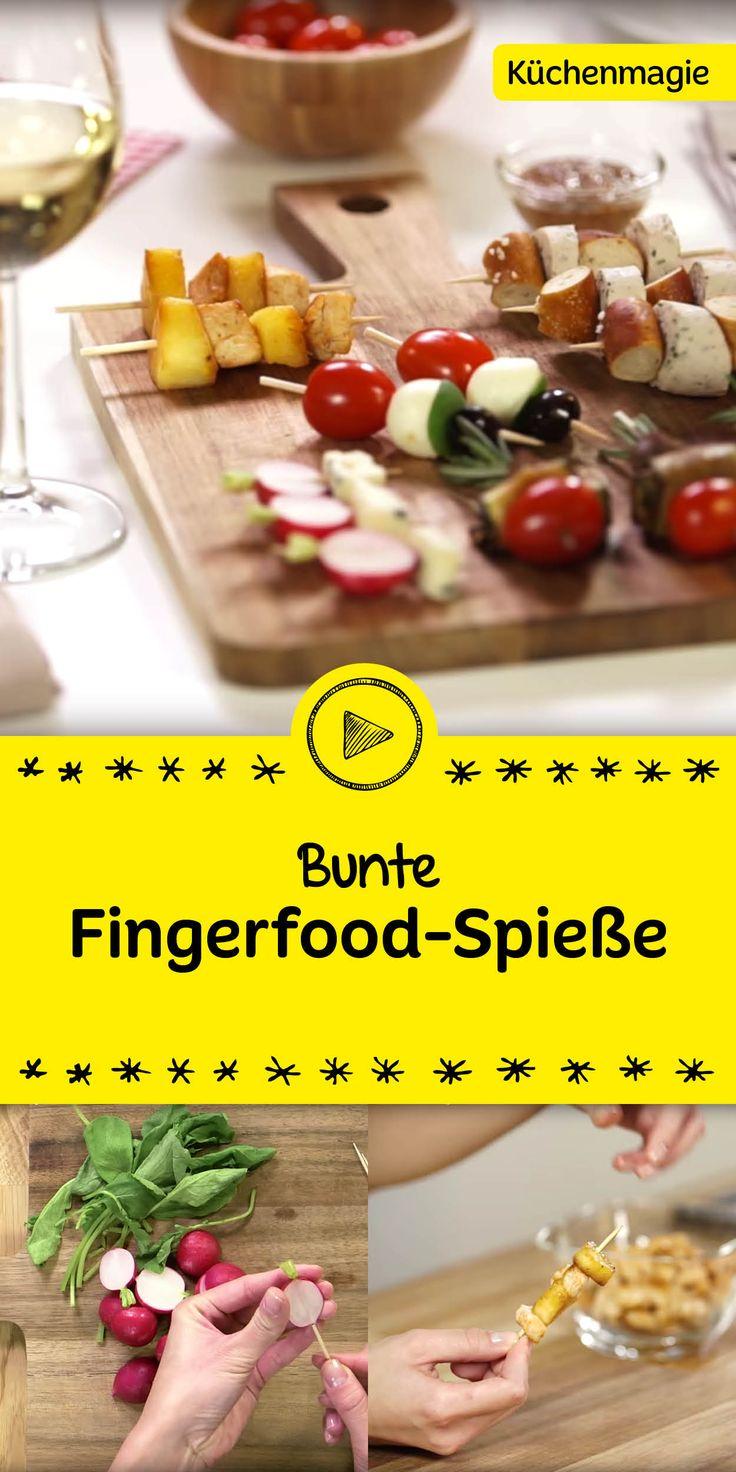 Die nächste Party steht vor der Tür und du suchst noch das perfekte Mitbringsel fürs Buffet? In unserem Video haben wir viele tolle Ideen für dich gesammelt. Schau rein und lass dich inspirieren.