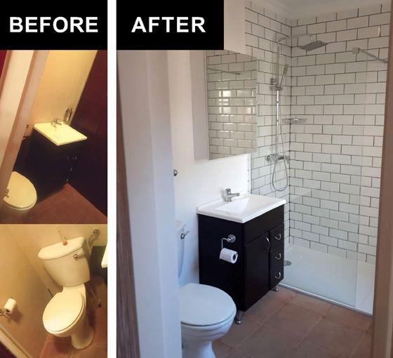 Shower installation & refurb