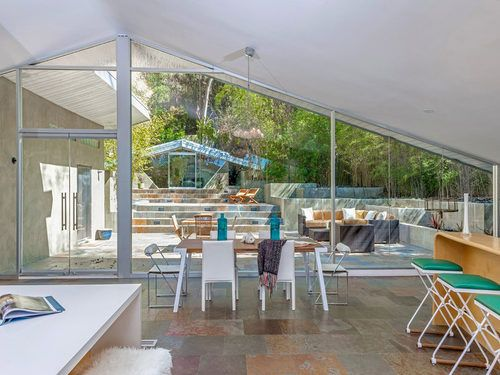 Surfer/Architect Harry Gesner's Far Out Triangle Home On the Market for $2M - House of the Day - Curbed National