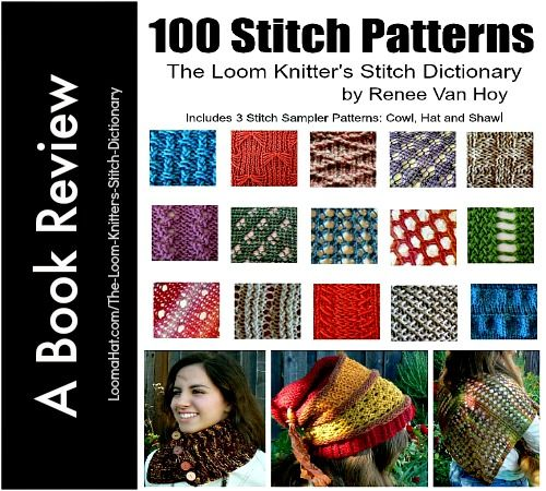 33 best loom knitting stitches images on pinterest