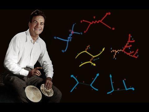 Richard Feynman's Story of Particle Physics - YouTube
